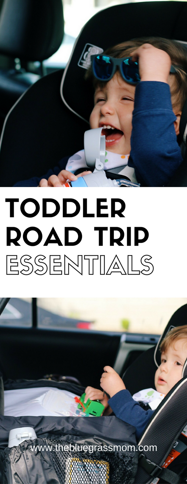Toddler Road Trip Essentials