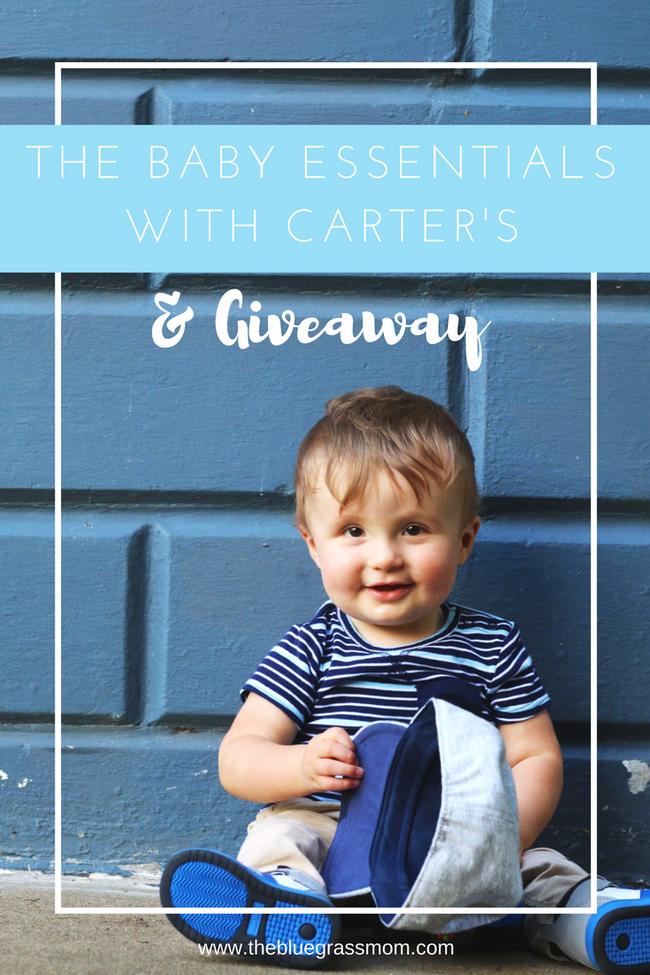 Carter's Original Bodysuit Giveaway