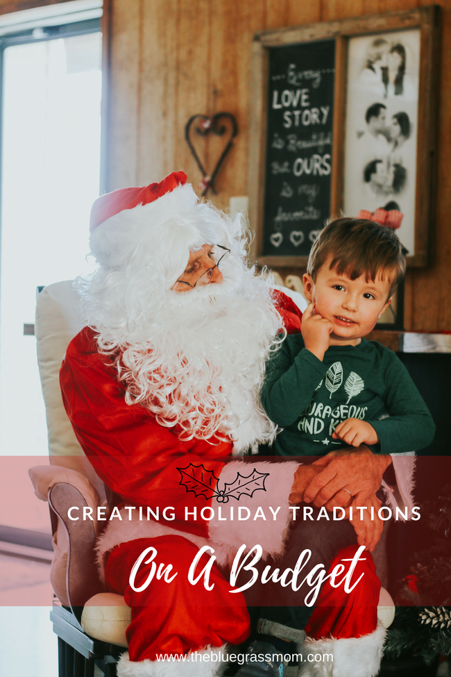 Creating Holiday Traditions on a Budget