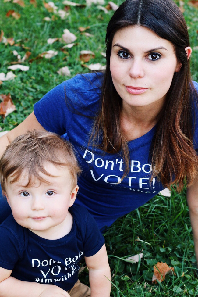 I Can't Vote for Trump: Four Moments that Influenced a Mother's Vote.