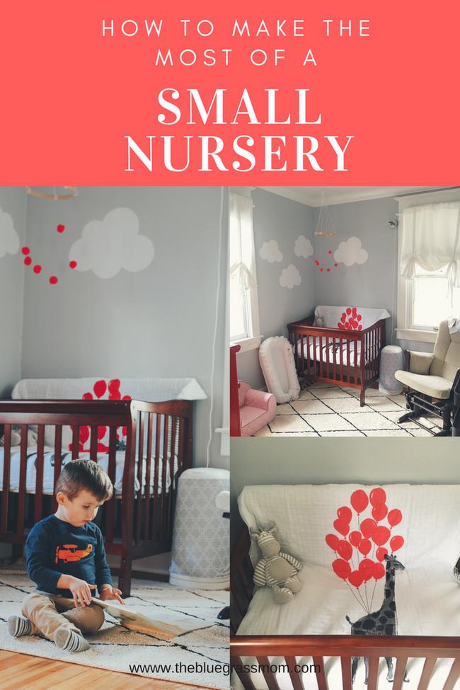 Baby Hamilton's Nursery Reveal
