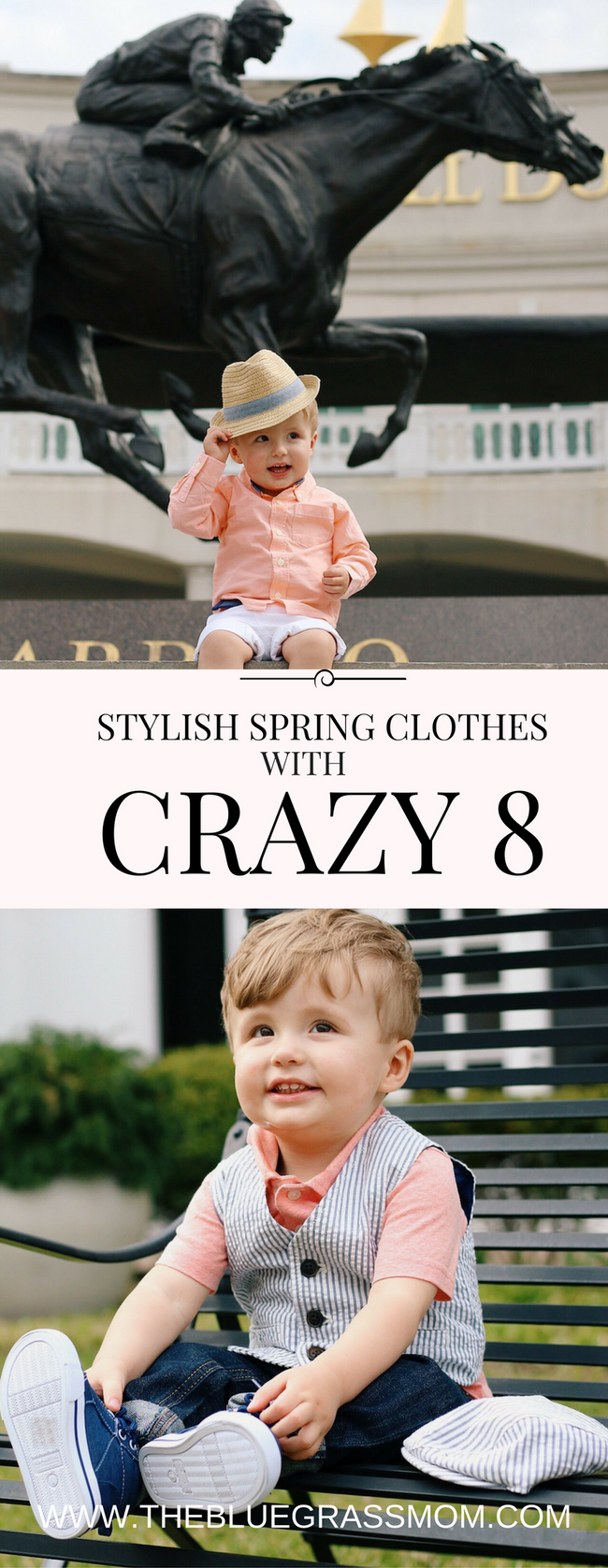 Stylish Spring Clothes with Crazy 8