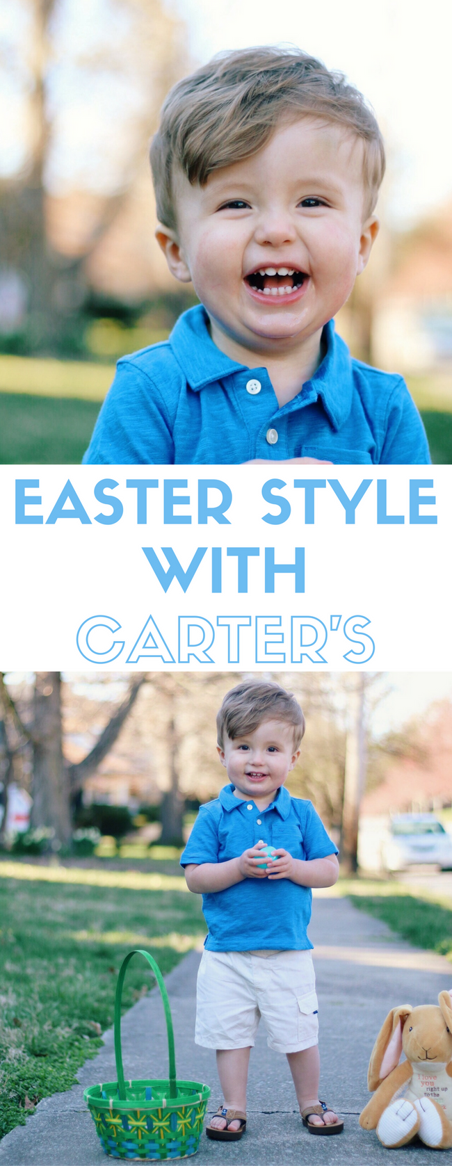 Easter Style with Carter's
