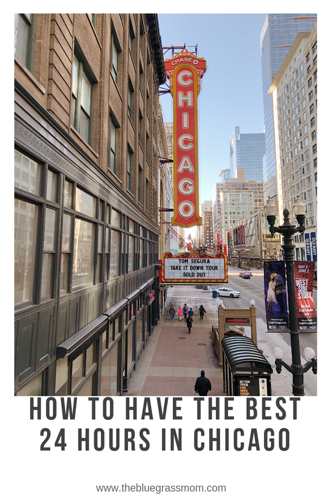 How to have the best 24 hours in Chicago
