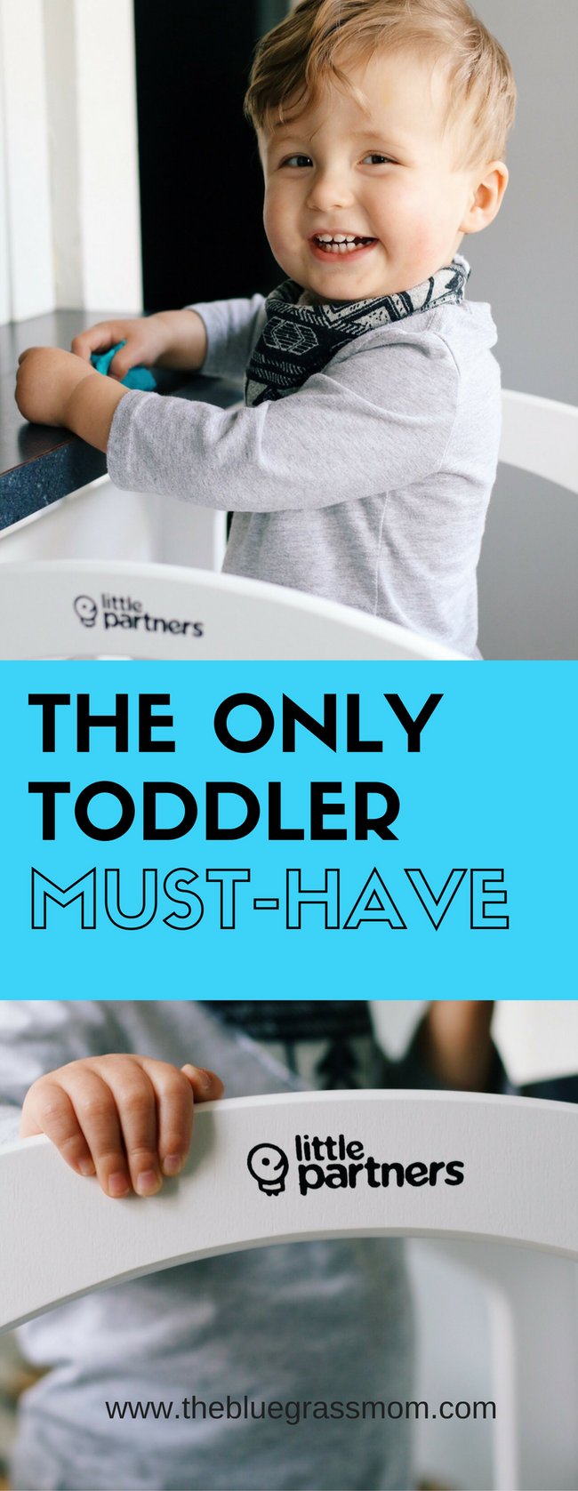 The Learning Tower is a Toddler Must Have