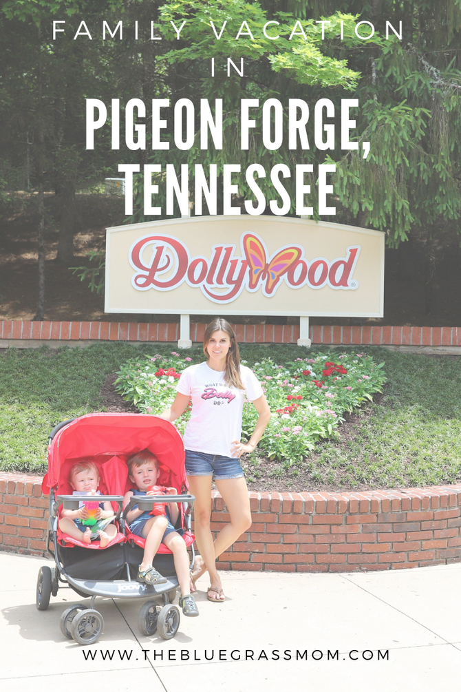 Family Fun Vacation in Pigeon Forge, Tennessee