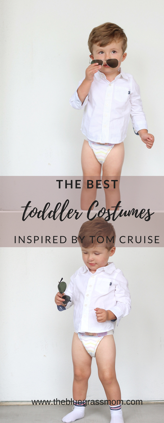 The Best Toddler Halloween Costumes Inspired by Tom Cruise