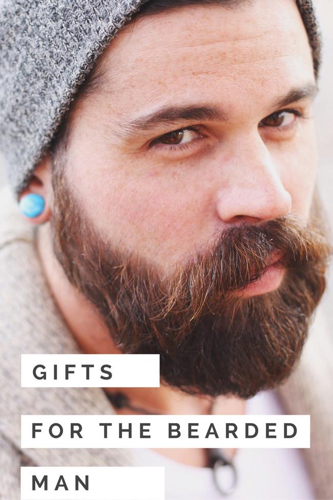 A Lovely Gift for a Lovely Beard.