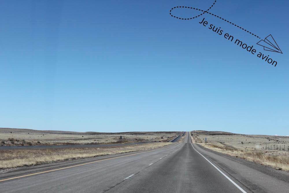 La route pour Lincoln