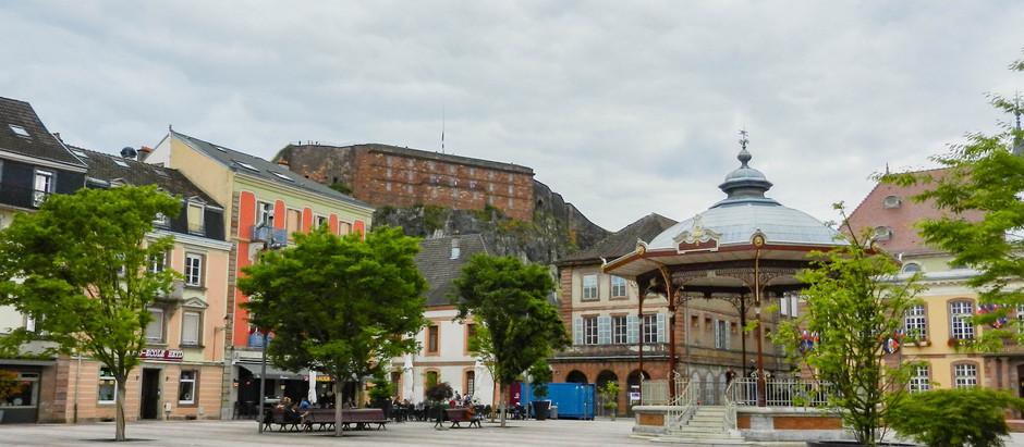 Escale éphémère : Les Vosges 1