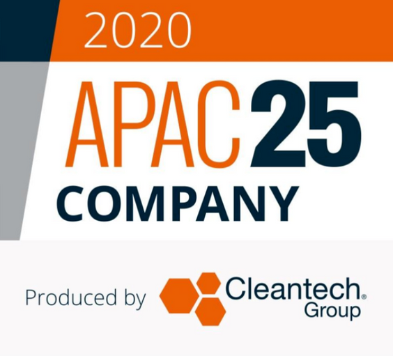 Cleantech group names Village Energy a 2020 APAC 25 company