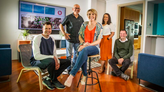 Co-founder Yvonne Power joins panel discussion for  launch of the BCEC Greenshoots Report