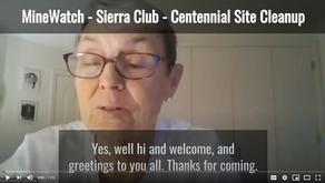 Centennial site needs cleanup