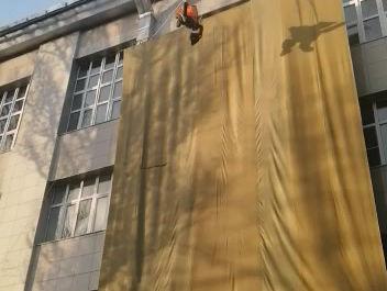 Изготовление площадок для испытания парашютов