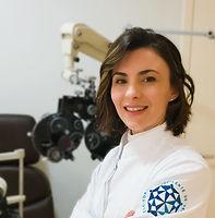 Dra. Alyne Corrêa oftalmopediatra estrabismo
