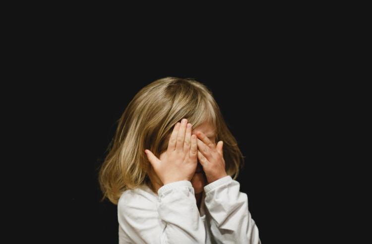 Exame oftalmológico da criança
