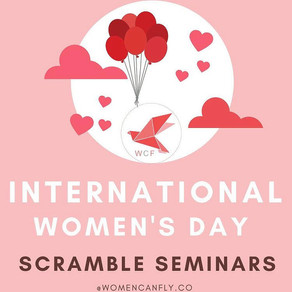 <Event Report> International Women's Day Special - Scramble Seminars (EN)