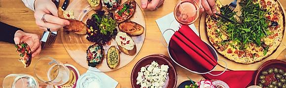 Suppen, Einsteiger & Salate