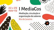 I Seminário Mediação, circulação e organização de saberes - PPGCI IBICT UFRJ - 2019