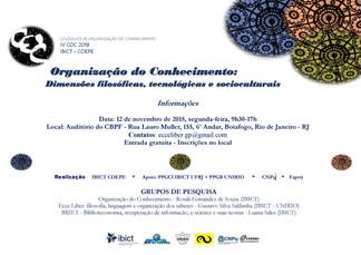"""""""A classificação: anotações filosóficas"""" por Maria Nélida González de Gómez"""