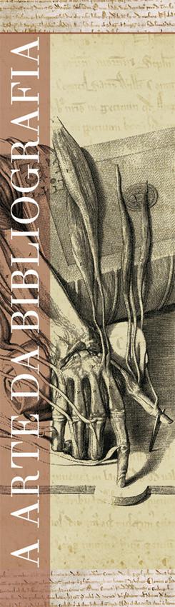 Em Questão - Chamada para trabalhos Fórum Internacional A Arte da Bibliografia - 30 de abril de 2019