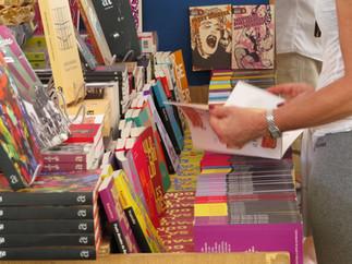 Os saberes e o simbólico nas feiras de livros