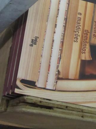 Livros, censura... medo e revolução... Mollier no Instituto de Estudos Avançados da USP