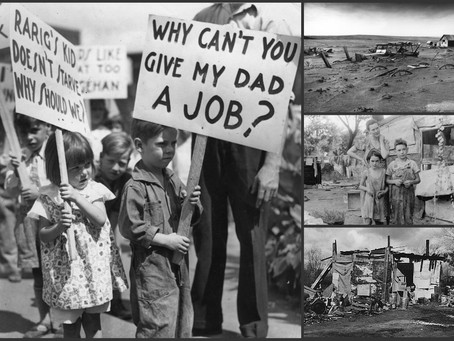 How the COVID-19 economic crisis compares to the Great Depression