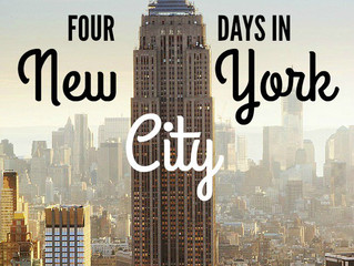FOUR DAYS IN NEW YORK