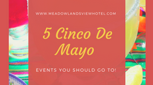 5 Cinco de Mayo Events You Should Go To!