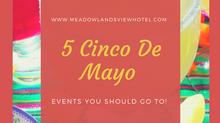 5 Cinco de Mayo Events You Should Go To!