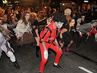 Village Halloween Parade NYC 2016