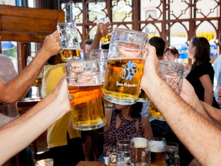 GET PUMPED FOR OKTOBERFEST NYC 2016
