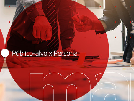 Público-alvo x Persona