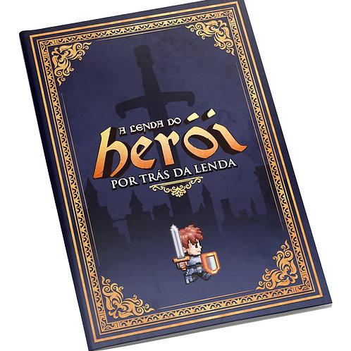 Artbook A Lenda do Herói