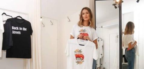 Lu Garcia comenta novidades da grife homônima e relembra trajetória