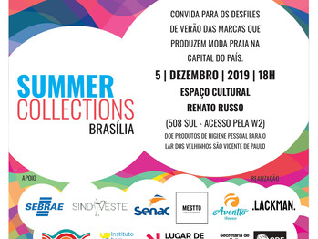 Summer Collections Brasília