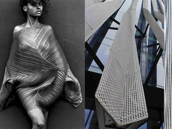 Quando a Arquitetura e o Design de Moda se encontram
