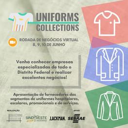 Rodada de Negócios Virtual - Uniforms Collections Brasília