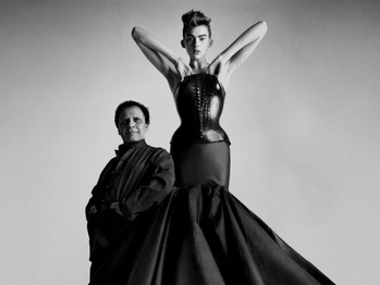 Azzedine Alaia: Um bom designer não morre, vira exposição