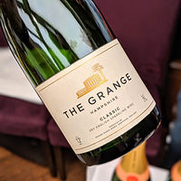 The Grange Classic Sparkling Wine English Sparkling English Wine