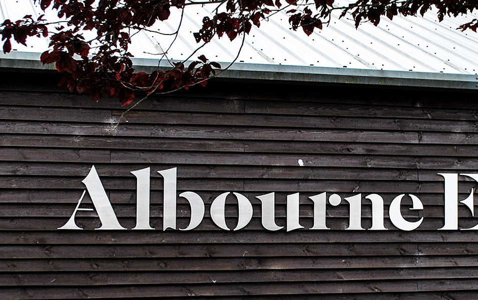 An Hour with Alison Nightingale of Albourne Estate
