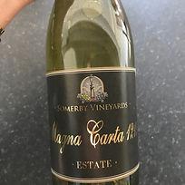 Somerby Wine Magna Carta English Wine White Wine