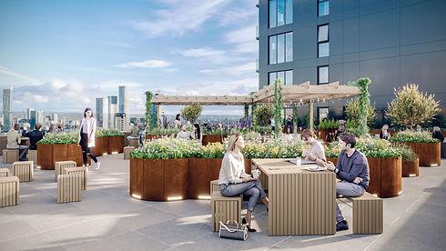 _Alesco Regent Plaza - Rooftop Terrace C