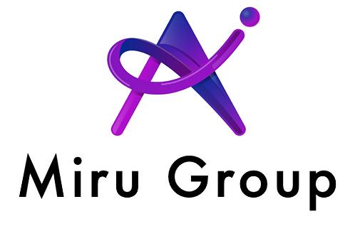 Miru Group Website Hosting