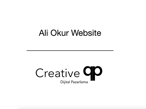 Ali Okur Logo