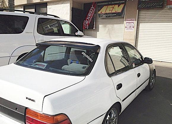 SZ Rear Roof Visor Toyota Corolla 93-97