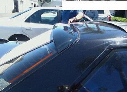 Speedzone Rear Roof Visor Drift Tested 90+MPH 89 90 91 92 93 94 240SX S13 2dr
