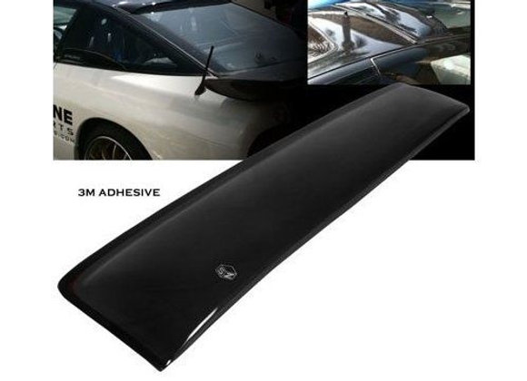 Speedzone Rear Roof Visor Drift Tested 90+MPH 89 90 91 92 93 94 240SX S13 3dr