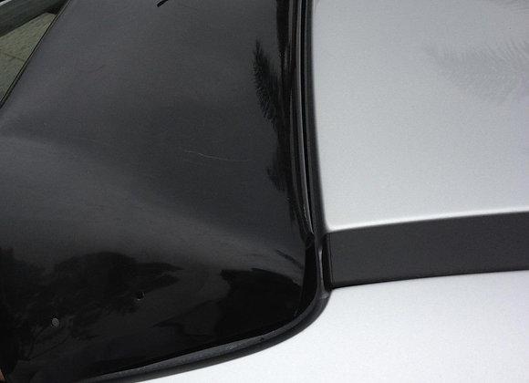 Speedzone Rear Roof Visor Ford Focus 05-12 Sedan Only